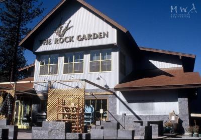 Truckee-Rock Garden