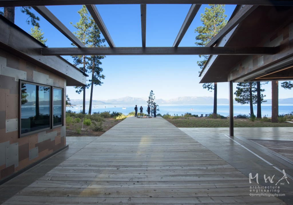 Mwa architecture lake tahoe 01 for Tahoe architects