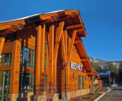 South Lake Tahoe-Ski Run Center