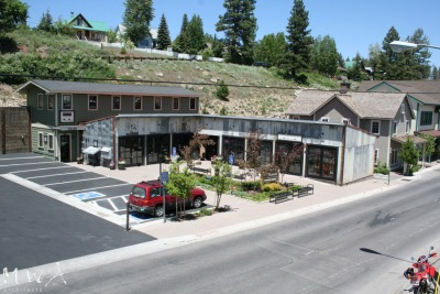 Truckee-Tin Garage
